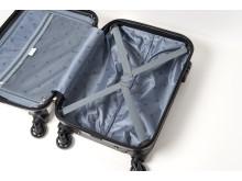 Kabinväska med tryck - så packar du