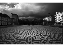 Kenton Thatcher, a7R IV, empty plaza