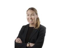 Maria Hagman, bostadsutvecklingschef Syd/Väst