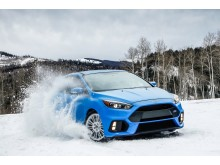 Ford Focus RS utnämnd till Car of the Year 2017