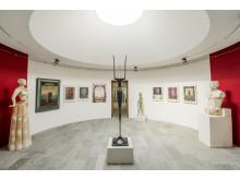 Paul-Wunderlich-Haus - Rotunde