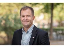 Martin Ärnlöv, generalsekreterare Svenska Röda Korset