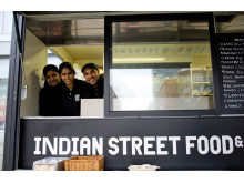 Indian Street Food & Co i Stockholm finalist i Arla Guldko 2015 Bästa Snabbmål