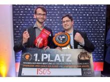 1. Platz: Isos (Ilmenau)