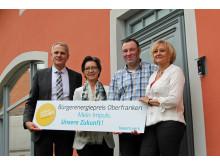 """10.000 Euro für """"Energiehelden"""" in Oberfranken - Aufruf zum Bewerbungsstart"""