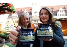 Leipziger Weihnachtsmarkt Tassen 2014