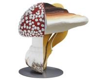 Ten by Ten at CFHILL. Carsten Höller, Giant Triple Mushroom, 2014