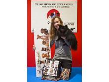 Och vinnaren av årets The Next Lassie blev – kleinspitzen Zingo!