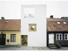 Town House Landskrona, referensprojekt från Elding Oscarson