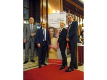 LTM GmbH und Leipziger Messe GmbH werben gemeinsam in Prag für die AMI und die LEIPZIG REGION