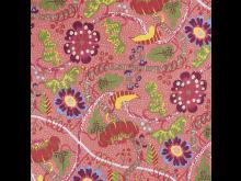 Svenskt_Tenn_Textile_Mirakel_Linen_315_Red_1