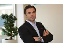 Anders Jägermo, affärsområdeschef Säkerhet, Cygate