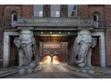 ZÜBLIN, Carlsberg Byen, Copenhagen