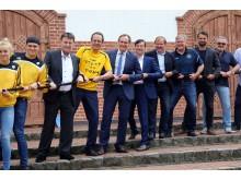 Gemeinsam für den Spitzensport in Leipzig