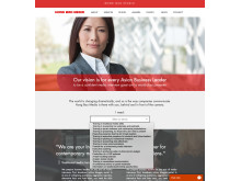 Hong Bao Media Website