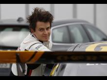 Carrera Cup-mästaren Lukas Sundahl