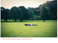 Copyright AUT University, New Zealand, Student, courtesy of SWPA 2012