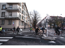 Cyklister i Malmö