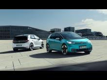 Volkswagens nya elbil ID.3 1st rullar snart ut på de svenska vägarna.