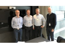 Signering kontrakt Nettpartner, Geitfjellet vindpark