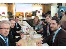Framgångsrik IUC-industridag i Gällivare
