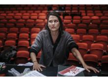 Från repetition av Figaros brollop på NorrlandsOperan. Regissör Linda Mallik.