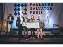 Paulaner Savlator-Preis Verleihung Olytopia