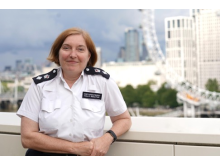 Retired Ch Supt Sally Benatar