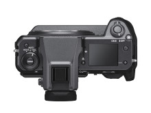 FUJIFILM GFX 100 Top with EVF