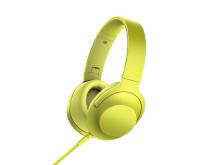 MDR-100 von Sony_Limonengelb_01