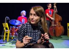 Sara Riedel sjunger Barbro Lindgren
