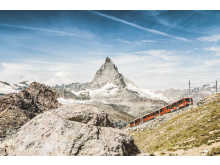 Gornergrat Bahn, Wallis