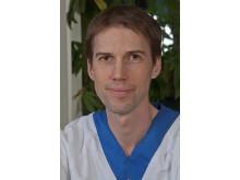 Dag Nyholm, överläkare i neurologi (Parkinsons sjukdom och muskelsjukdomar)