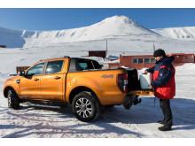 Ford Ranger Svalbard