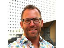 Johan Lundberg, ny kvalitetschef för Lärande i Sverige.