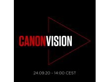 Canon Vision event date