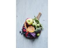500 gram frukt och grönsaker