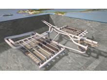 Extended SFR - rock vaults