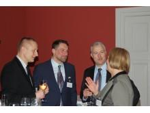 Scandlines Neujahrsempfang am 25. Januar 2017 in der Deutschen Parlamentarischen Gesellschaft in Berlin