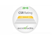 EcoVadis Gold 2018