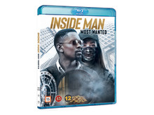 Inside Man: Most Wanted, Blu-ray