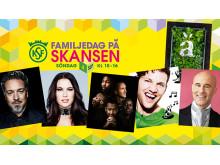 Familjedag på Skansen 4 sep 2016