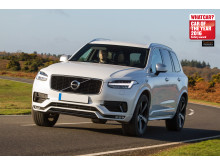 Volvo XC90 - Britain's Safest Car 2016