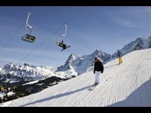 Skigebiet Mürren - Schilthorn