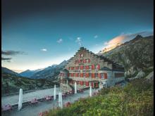 Grimsel Hospiz, Region Bern