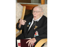 City war hero, William Pickering, honoured for Arctic Convoy bravery