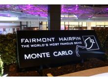 Fairmont rally pin