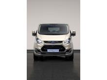 Ford Tourneo Custom - rakt framifrån