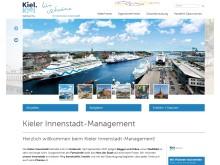 Neuer Internetauftritt Kieler Innenstadt