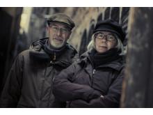 Gunilla Jonsson och Michael Petersén